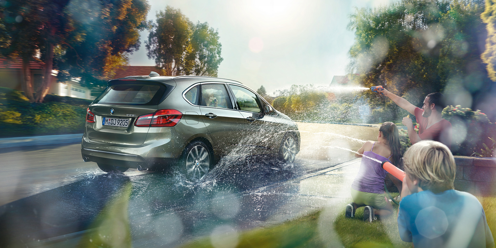 BMW 2. SĒRIJA <br>ACTIVE TOURER F45