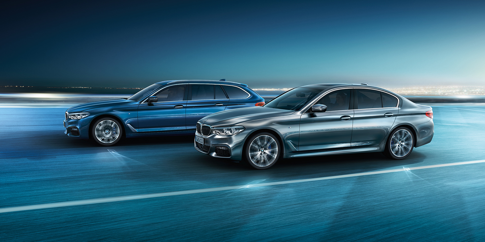 BMW 5. SĒRIJA <br>SEDAN G30 <br>TOURING G31